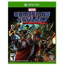 Guardians of the Galaxy Telltale Series (Season Pass Disc)    XBOX ONE