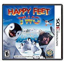 Happy Feet Two    NINTENDO 3DS