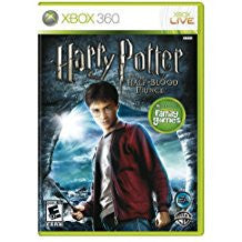 Harry Potter The Half Blood Prince    XBOX 360