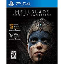 Hellblade Senuas Sacrifice    PLAYSTATION 4