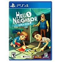 Hello Neighbor Hide & Seek    PLAYSTATION 4