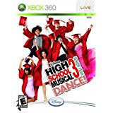 High School Musical 3 Senior Year Dance    XBOX 360