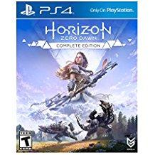 Horizon Zero Dawn Complete Edition    PLAYSTATION 4