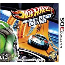 Hot Wheels Worlds Best Driver    NINTENDO 3DS