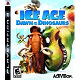 Ice Age Dawn Of The Dinosaur    PLAYSTATION 3