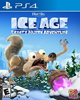 Ice Age Scrats Nutty Adventure    PLAYSTATION 4