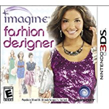 Imagine Fashion Designer    NINTENDO 3DS