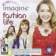 Imagine Fashion Life    NINTENDO 3DS