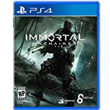 Immortal Unchained    PLAYSTATION 4