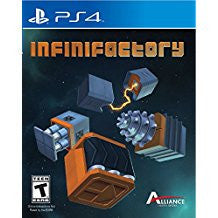 Infinifactory    PLAYSTATION 4