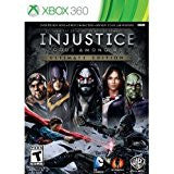Injustice Gods Among Us Ultimate Edition (BC)    XBOX 360