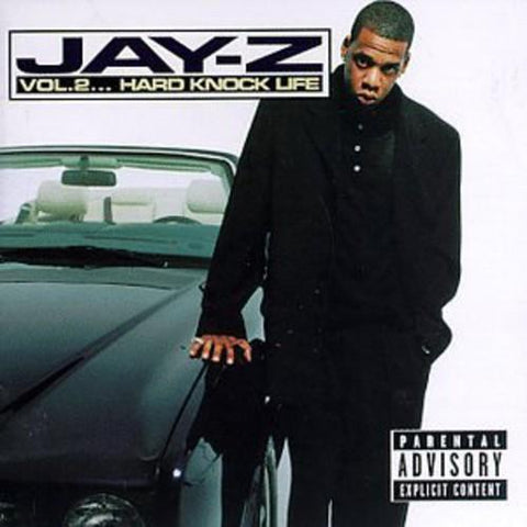 JAY-Z - VOL 2 HARD KNOCK LIFE