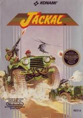 Jackal DMG LABEL    NINTENDO ENTERTAINMENT SYSTEM