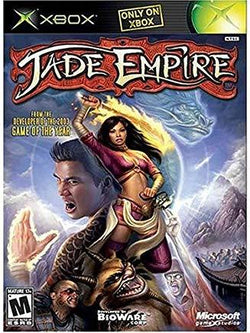 Jade Empire DISC ONLY (BC)    XBOX