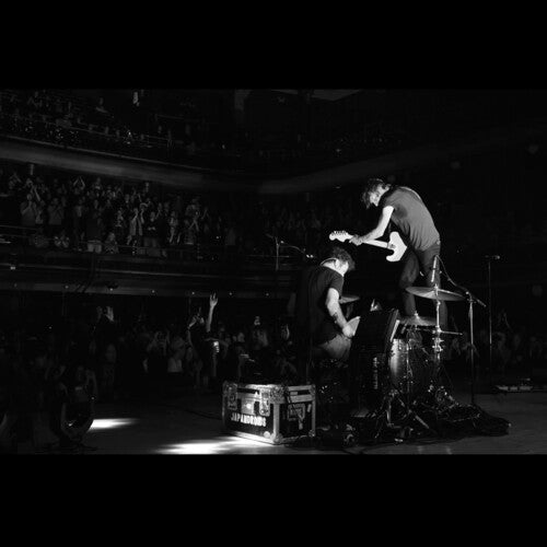Japandroids - Massey F-ing Hall (Indei Exclusive Cherry Bomb Splash)