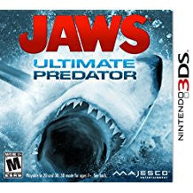 Jaws Ultimate Predator    NINTENDO 3DS