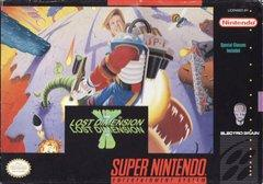 Jim Power The Lost Dimension in 3D    SUPER NINTENDO ENTERTAINMENT SYSTEM