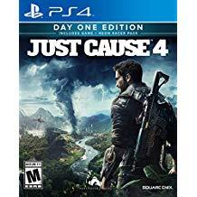 Just Cause 4 (Day 1)    PLAYSTATION 4