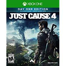 Just Cause 4 (Day 1)    XBOX ONE