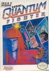 Kabuki Quantum Fighter BOXED COMPLETE    NINTENDO ENTERTAINMENT SYSTEM