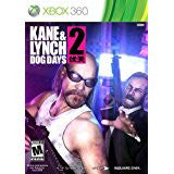 Kane & Lynch 2 Dog Days (BC)    XBOX 360