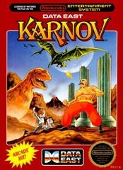 Karnov     NINTENDO ENTERTAINMENT SYSTEM