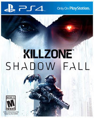 Killzone Shadow Fall    PLAYSTATION 4