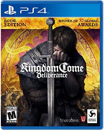 Kingdom Come Deliverance Royal Edition    PLAYSTATION 4