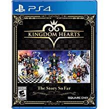Kingdom Hearts The Story So Far    PLAYSTATION 4