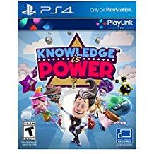 Knowledge Is Power (Playlink)    PLAYSTATION 4