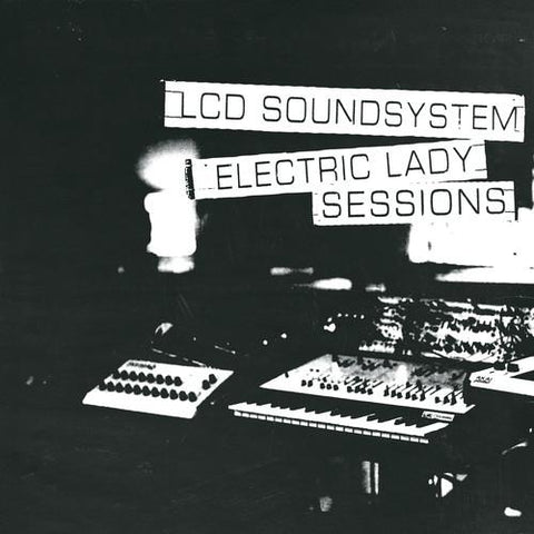 LCD SOUNDSYSTEM - ELECTRIC LADY SESSIONS (2 LP/VINYL/2019)