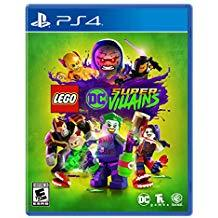 LEGO DC Supervillains    PLAYSTATION 4