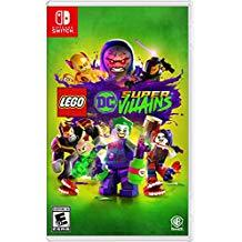 LEGO DC Supervillains    NINTENDO SWITCH