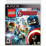 LEGO Marvel Avengers    PLAYSTATION 3