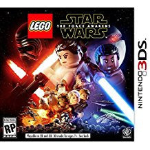 LEGO Star Wars Force Awakens    NINTENDO 3DS