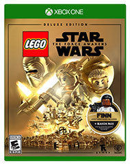 LEGO Star Wars Force Awakens Deluxe Edition    XBOX ONE