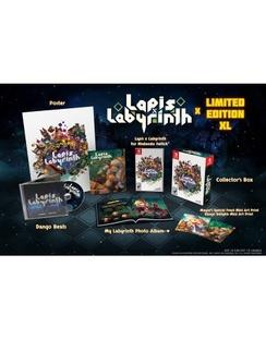 Lapis X Labyrinth Limited Edition XL    NINTENDO SWITCH