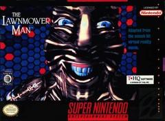 Lawnmower Man    SUPER NINTENDO ENTERTAINMENT SYSTEM