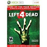 Left 4 Dead Game Of The Year (BC)    XBOX 360