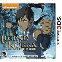 Legend of Korra    NINTENDO 3DS