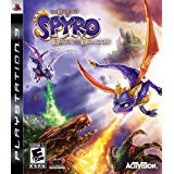 Legend of Spyro Dawn Of Dragon    PLAYSTATION 3