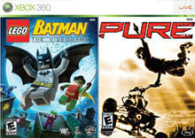 Lego Batman & Pure (Elite Bonus Pack)    XBOX 360