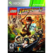 Lego Indiana Jones 2 The Adventure Continues (BC)    XBOX 360