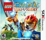 Lego Legends of Chima Lavals Journey    NINTENDO 3DS