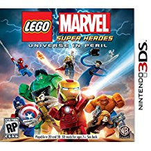 Lego Marvel Super Heroes Universe in Peril    NINTENDO 3DS