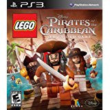 Lego Pirates Of The Caribbean The Video Game    PLAYSTATION 3