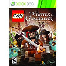 Lego Pirates Of The Caribbean The Video Game (BC)    XBOX 360