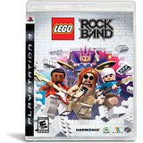 Lego Rock Band DISC ONLY    PLAYSTATION 3