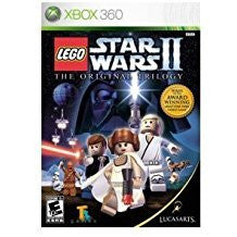 Lego Star Wars II The Original Trilogy (BC)    XBOX 360