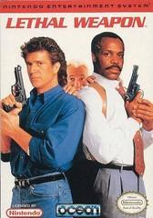 Lethal Weapon     NINTENDO ENTERTAINMENT SYSTEM